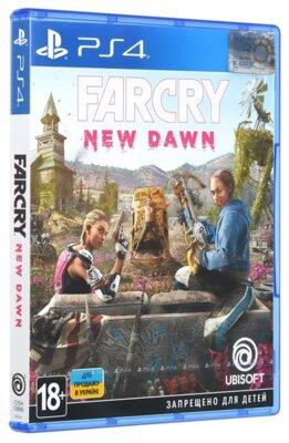 Игра Far Cry. New Dawn (PS4, Русская версия) 6