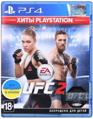 Игра EA SPORTS UFC 2 (PS4, Русские субтитры) 1