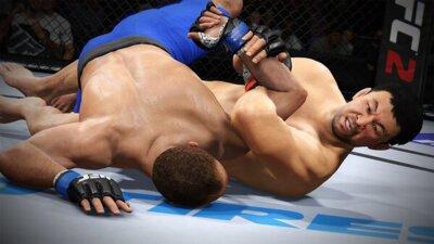 Игра EA SPORTS UFC 2 (PS4, Русские субтитры) 7