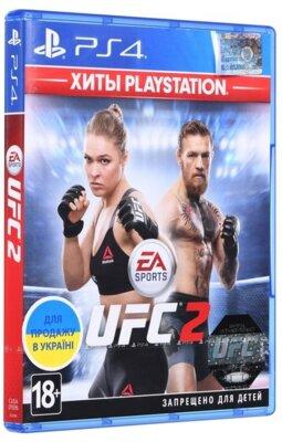 Игра EA SPORTS UFC 2 (PS4, Русские субтитры) 8
