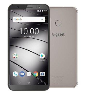 Смартфон Gigaset GS185 2/16GB DS Metal Cognac 1