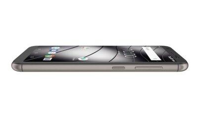 Смартфон Gigaset GS185 2/16GB DS Metal Cognac 7