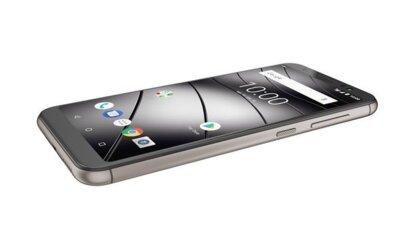 Смартфон Gigaset GS185 2/16GB DS Metal Cognac 8