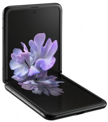 Смартфон Samsung Galaxy Z Flip SM-F700 Black 1