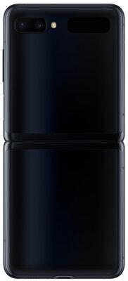 Смартфон Samsung Galaxy Z Flip SM-F700 Black 4
