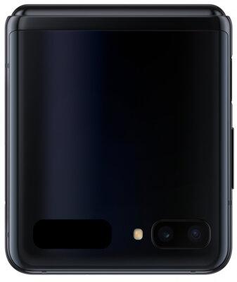 Смартфон Samsung Galaxy Z Flip SM-F700 Black 6