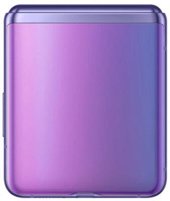 Смартфон Samsung Galaxy Z Flip SM-F700 Purple 5