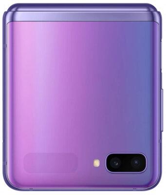 Смартфон Samsung Galaxy Z Flip SM-F700 Purple 6