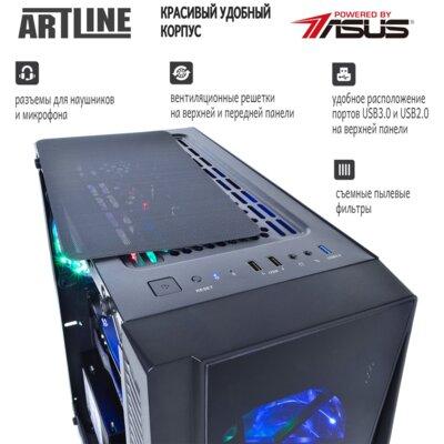 Системный блок ARTLINE Gaming X38 v09 (X38v09) 3