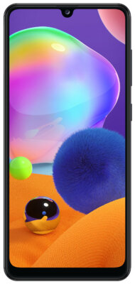Смартфон Samsung Galaxy A31 SM-A315F 128Gb Black 1