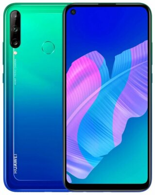 Смартфон Huawei P40 Lite E 4/64 Aurora 2
