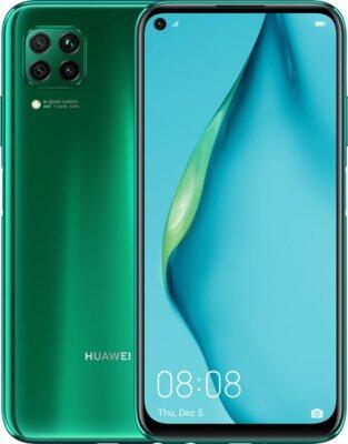 Смартфон Huawei P40 Lite 6/128 Green 3