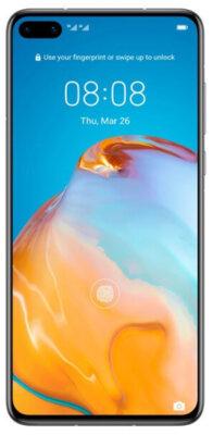 Смартфон Huawei P40 8/128 Ice White 2