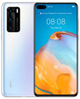 Смартфон Huawei P40 8/128 Ice White 1