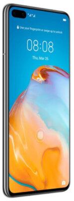 Смартфон Huawei P40 8/128 Ice White 11