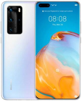 Смартфон Huawei P40 Pro 8/256 Ice White 1