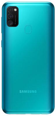 Смартфон Samsung Galaxy M21 4/64 Green 2