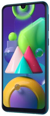 Смартфон Samsung Galaxy M21 4/64 Green 5
