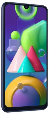 Смартфон Samsung Galaxy M21 4/64 Blue 5