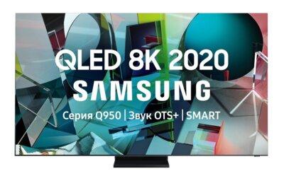 Телевизор Samsung QLED QE85Q950T (QE85Q950TSUXUA) 1
