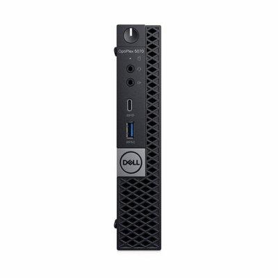 Системный блок Dell OptiPlex 5070 MFF (N005O5070MFF_UBU) 2
