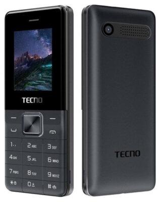 Мобильный телефон Tecno T301 DS Black 1