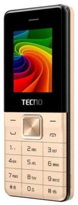 Мобильный телефон Tecno T301 DS Champagne Gold 3