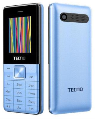 Мобильный телефон Tecno T301 DS Light Blue 1