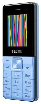 Мобильный телефон Tecno T301 DS Light Blue 2