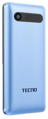 Мобильный телефон Tecno T301 DS Light Blue 3