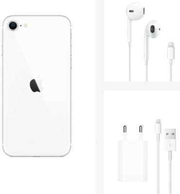 Смартфон Apple iPhone SE 64GB White 5