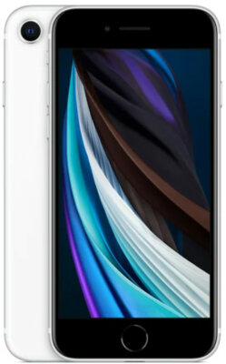Смартфон Apple iPhone SE 256GB White 1