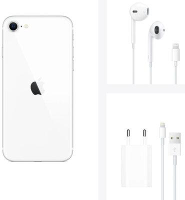 Смартфон Apple iPhone SE 256GB White 5