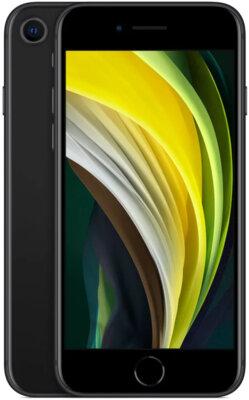 Смартфон Apple iPhone SE 256GB Black 1
