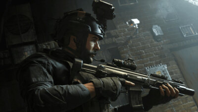 Гра Call of Duty: Modern Warfare (PS4, Російська версія) 3