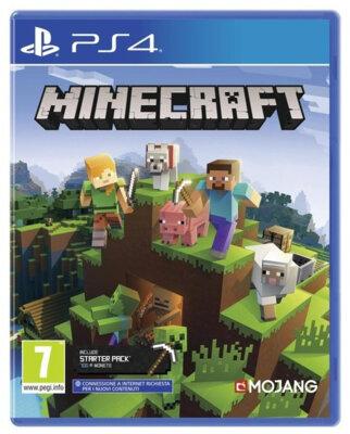 Игра Minecraft. Playstation 4 Edition (PS4, Русская версия) 1