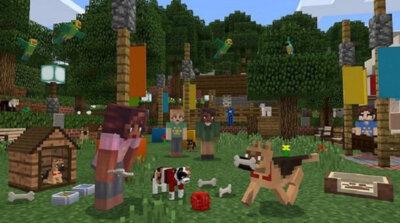 Игра Minecraft. Playstation 4 Edition (PS4, Русская версия) 3