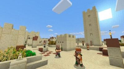 Игра Minecraft. Playstation 4 Edition (PS4, Русская версия) 5