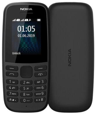 Мобільний телефон Nokia 105 2019 Single Sim Black 2