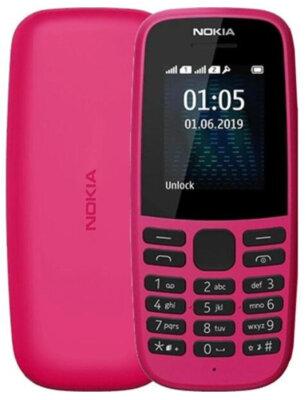 Мобільний телефон Nokia 105 2019 Single Sim Pink 2