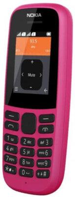Мобільний телефон Nokia 105 2019 Single Sim Pink 5