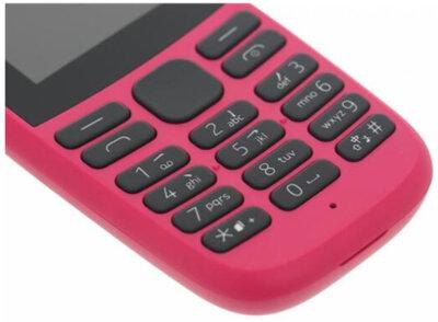 Мобільний телефон Nokia 105 2019 Single Sim Pink 6