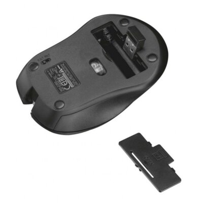 Мышь Trust Mydo Wireless Mouse (21869) 4