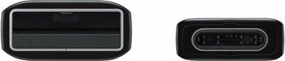 Кабель Samsung USВ to USВ Туре-С 1.5m Black (EP-DG930IBRGRU) 3