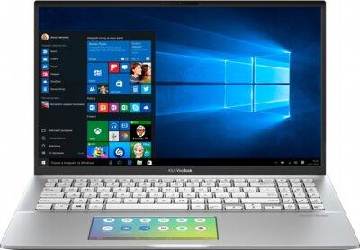Ноутбук ASUS S532FL-BN242T (90NB0MJ2-M04130) Transparent Silver 1