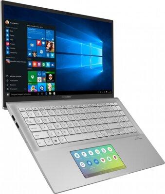 Ноутбук ASUS S532FL-BN242T (90NB0MJ2-M04130) Transparent Silver 3