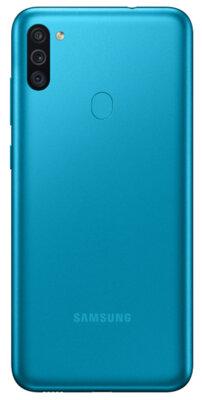 Смартфон Samsung Galaxy M11 3/32Gb Blue 2