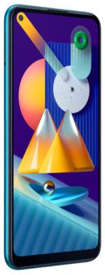 Смартфон Samsung Galaxy M11 3/32Gb Blue 6