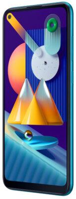 Смартфон Samsung Galaxy M11 3/32Gb Blue 7