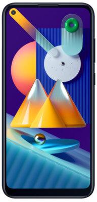 Смартфон Samsung Galaxy M11 3/32Gb Black 1